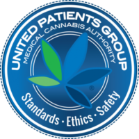 United Patients Group - Seal of Approval Logo.png