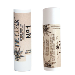 Lip Balm – 100mg – CBD 2-Pack