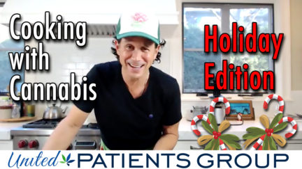 Cooking with Cannabis: Cannabis Infused Holiday Treats