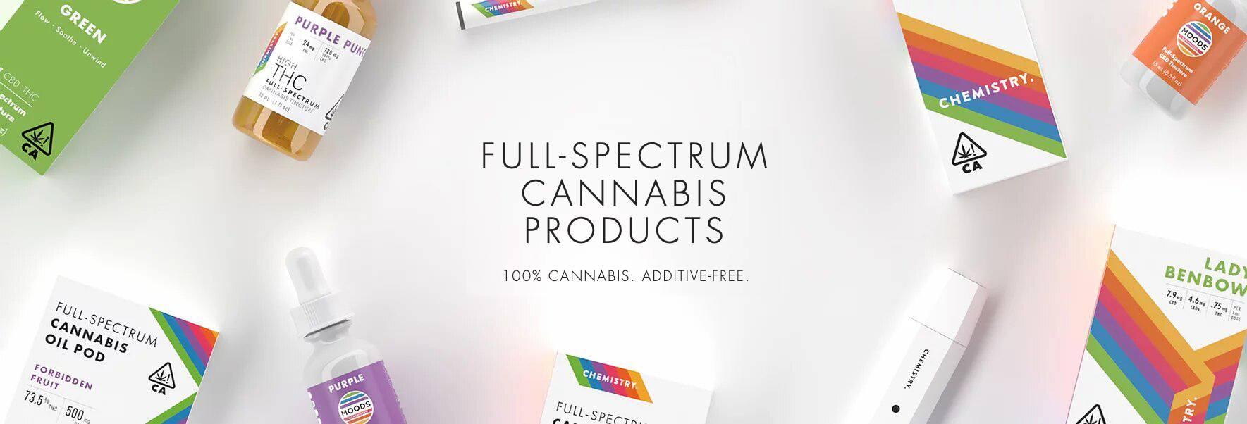 Full Spectrum Chemistry