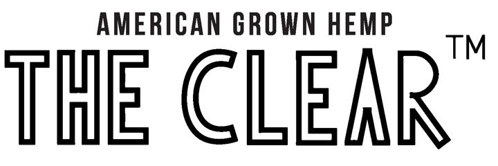 The Clear Apothecary Grown Hemp Logo