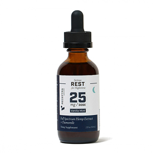 Serious Rest + Chamomile Tincture 25mg /dose (2oz)