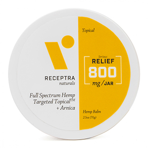 Serious Relief + Arnica Targeted Topical (800mg)