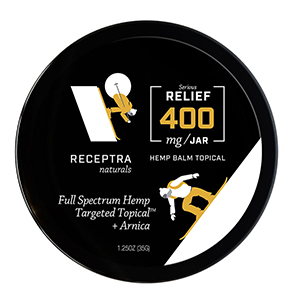 Serious Relief + Arnica Targeted Topical – Ski/Board