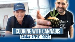 Episode 3: JeffThe420Chef and his Canna-Apple Roses