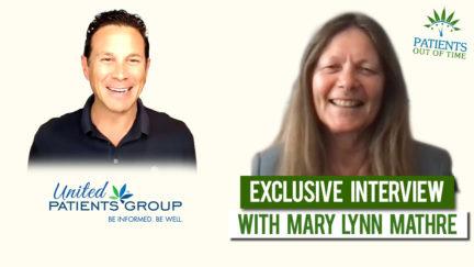 Exclusive Interview: Mary Lynn Mathre, RN, MSN – Founder Patients Out of Time – Cannabis Therapeutics: State of the Science – 14th National Clinical Conference